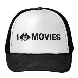 私は映画を略奪します メッシュハット