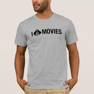 私は映画を略奪します Tシャツ