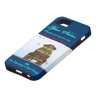 私は時間象のVibe Iphone5にあります iPhone SE/5/5s ケース