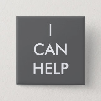 私は有志ボタンの慈善のイベントを救済してもいいです 缶バッジ
