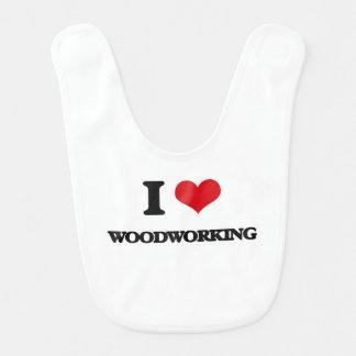 私は木工業を愛します ベビービブ