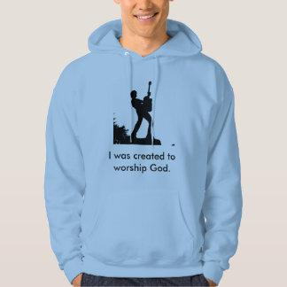 私は来られた神を-崇拝し、結合するために作成されました パーカ