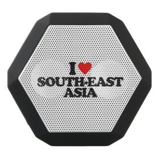 私は東南アジアを愛します ブラックBluetoothスピーカー