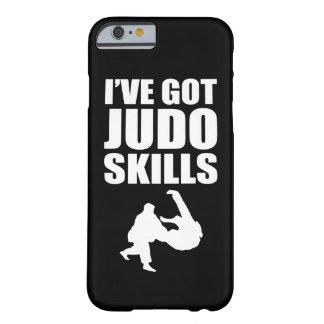 私は柔道の技術の武道及びMMAを持っています BARELY THERE iPhone 6 ケース