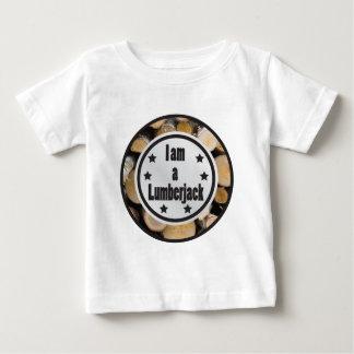 私は樵Vol. 1です ベビーTシャツ