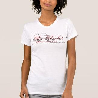 私は次のとおりです: お尻Hopolist -女性 Tシャツ