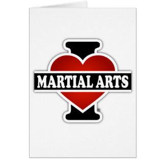 私は武道を愛します カード