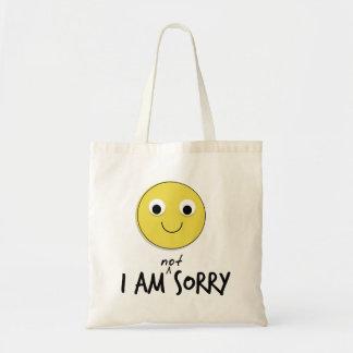 私は残念ではないバッグではないです トートバッグ