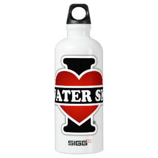 私は水スキーを愛します SIGG トラベラー 0.6L ウォーターボトル