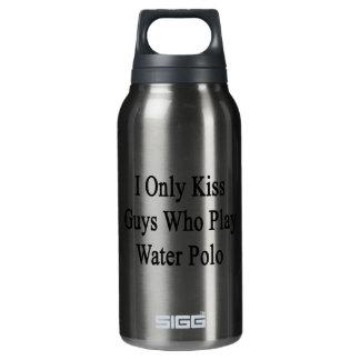 私は水球を遊ぶ人だけに接吻します 断熱ウォーターボトル