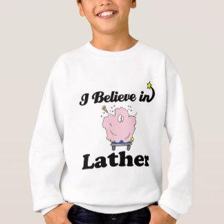 私は泡で信じます スウェットシャツ