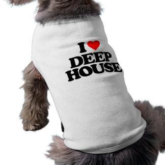 私は深い家を愛します ペット服