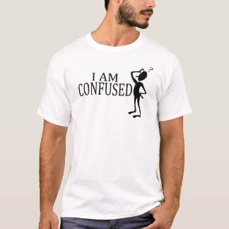 私は混同しています Tシャツ