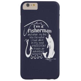 私は漁師です BARELY THERE iPhone 6 PLUS ケース