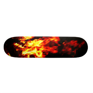 私は火にあります! 20.6CM スケートボードデッキ