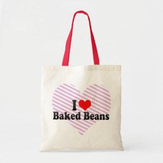 私は焼いたな豆を愛します トートバッグ