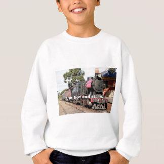 私は熱く、高温多湿です: Goldfieldsの蒸気機関車 スウェットシャツ