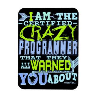 私は熱狂するなプログラマーです マグネット