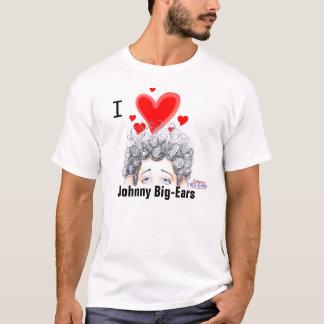 私は特別なちょうど私のジョニーのワイシャツであることです Tシャツ