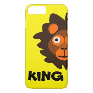 私は王です iPhone 8 PLUS/7 PLUSケース