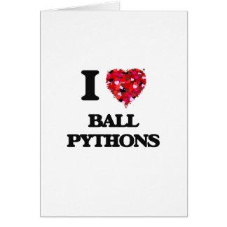 私は球の大蛇を愛します カード