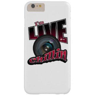 私は生きているChillinです: 社会的なビデオ流出 Barely There iPhone 6 Plus ケース