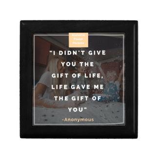 私は生命、生命のギフトを与えました私を与えませんでした ギフトボックス