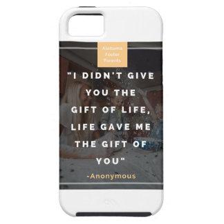 私は生命、生命のギフトを与えました私を与えませんでした iPhone SE/5/5s ケース