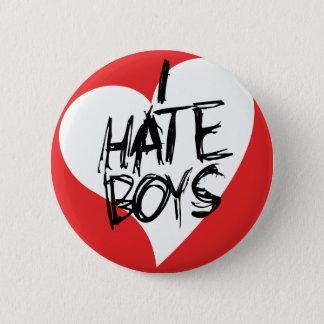 私は男の子を憎みます 缶バッジ