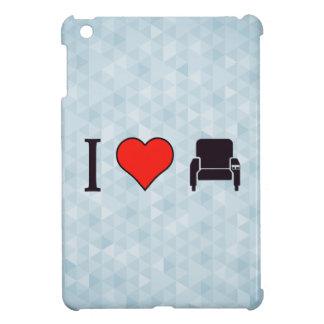 私は畏怖にあることを愛します iPad MINI カバー