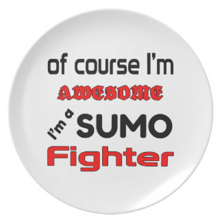私は相撲の戦闘機です プレート