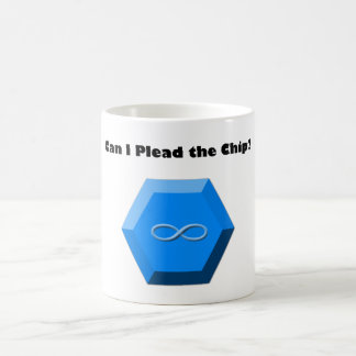 私は破片を弁護してもいいですか。 コーヒーマグカップ