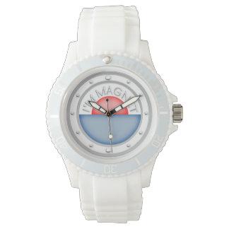 私は磁石の腕時計です 腕時計