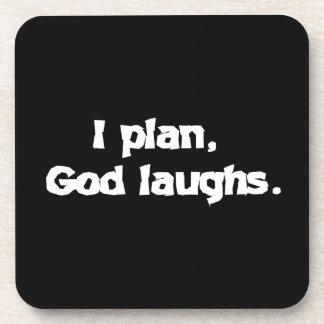私は神の笑いを計画します コースター