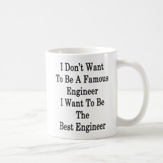 私は私がありたいと思う有名なエンジニアになりたいと思いません コーヒーマグカップ