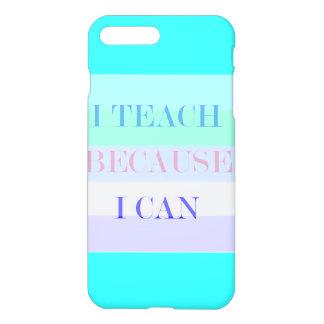私は私ができるので教えます iPhone 8 PLUS/7 PLUSケース