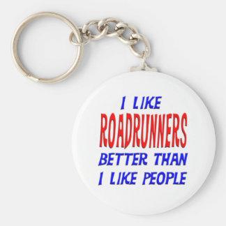 私は私が人々Keychを好むよりよいロードランナーを好みます キーホルダー
