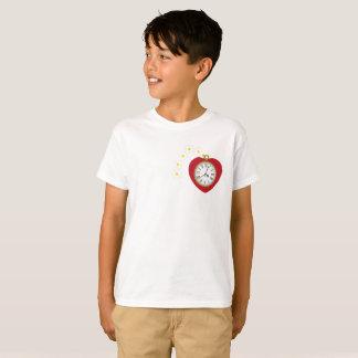 私は私にハートがあったことを望みます Tシャツ