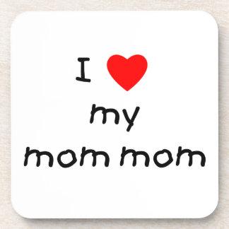 私は私のお母さんのお母さんを愛します コースター