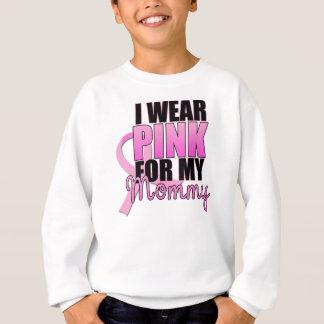 私は私のお母さんのためのピンクを身に着けています スウェットシャツ