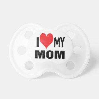 私は私のお母さんを愛します おしゃぶり