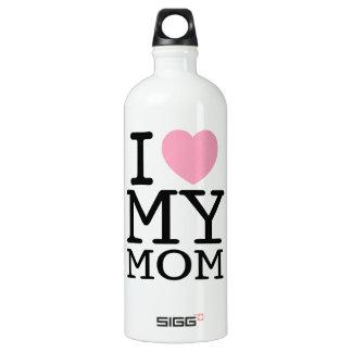 私は私のお母さんを愛します ウォーターボトル