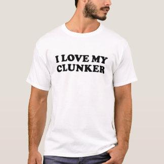 私は私のぽんこつを愛します Tシャツ