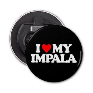 私は私のインパラを愛します 栓抜き