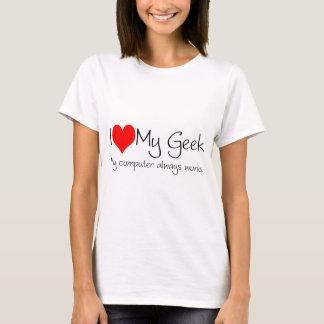 私は私のオタクを愛します Tシャツ