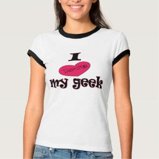 私は私のオタクを…愛します Tシャツ