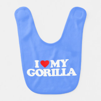 私は私のゴリラを愛します ベビービブ