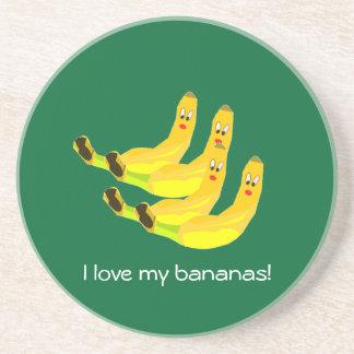 私は私のバナナのコースターを愛します コースター