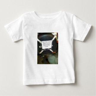 私は私のバラック・オバマにバンパーステッカーを取りました ベビーTシャツ