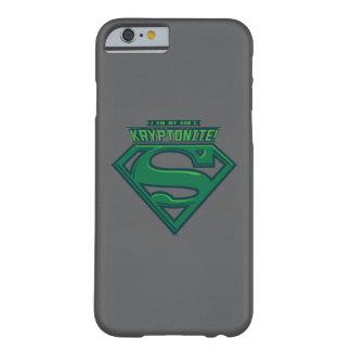 私は私のパパのKryptoniteです Barely There iPhone 6 ケース